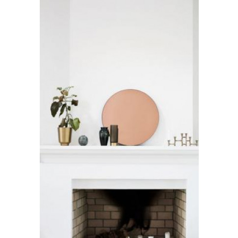 Rose Tinted Mirror - Pink All At Urban Outfitters