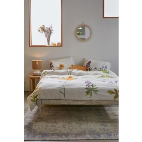 Wildflower Chart Duvet Cover Set - Assorted Double A...
