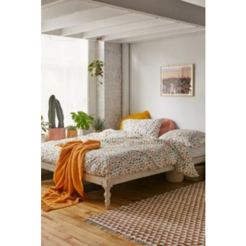 Watercolour Floral Duvet Cover Set - Assorted Single At Urban Outfitters