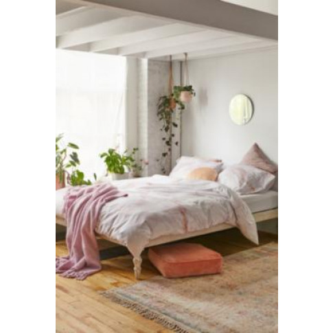 Pink Agate Duvet Cover Set - Pink King At Urban Outf...