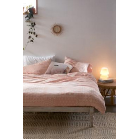 Bandana Duvet Cover Set - Pink Single At Urban Outfitters
