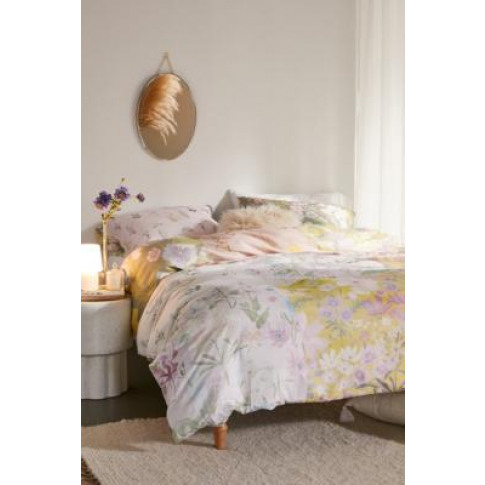 Ethel Floral Duvet Cover Set - Assorted Double At Urban Outfitters