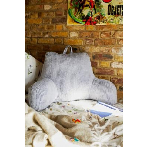 Light Grey Corduroy Boo Cushion - Purple All At Urban Outfitters