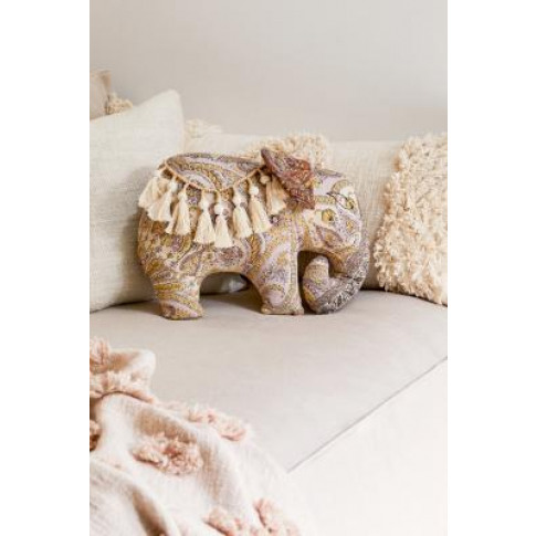 Elephant Throw Cushion - Assorted All At Urban Outfi...