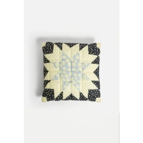 Floral Patchwork Cushion - Assorted All At Urban Out...