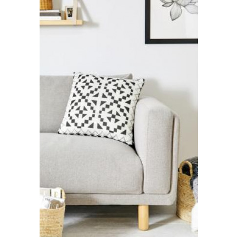 Block Print Cushion - Assorted All At Urban Outfitters