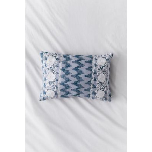 Serilda Cushion - Blue All At Urban Outfitters