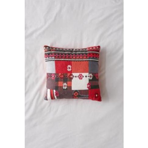Hawkins Patchwork Cushion - Assorted All At Urban Ou...
