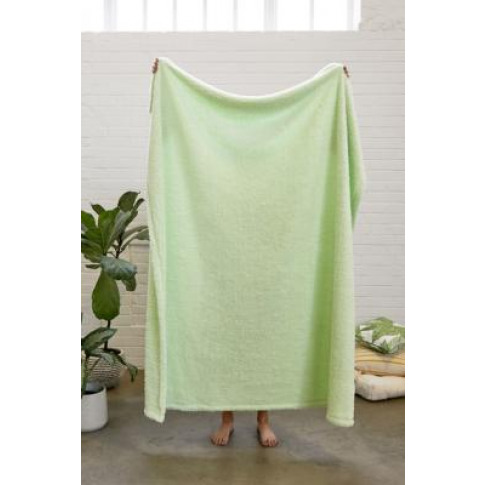 Amped Fleece Throw Blanket - Mint All At Urban Outfi...
