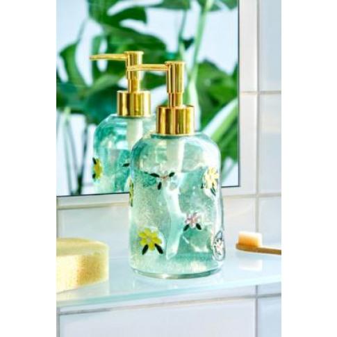 Francesca Soap Dispenser - Green All At Urban Outfit...