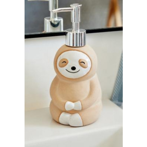 Sloth Soap Dispenser - Beige All At Urban Outfitters