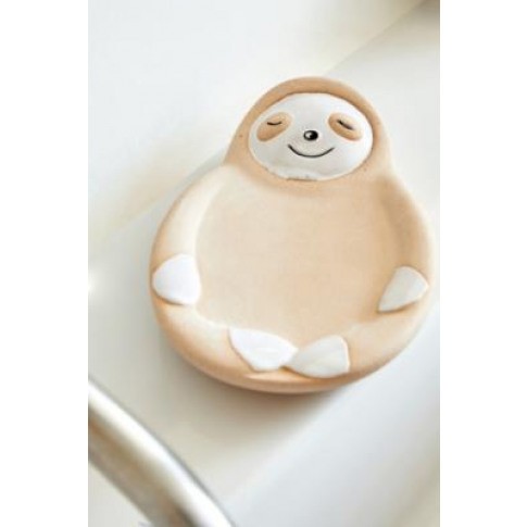 Sloth Soap Dish - Beige All At Urban Outfitters