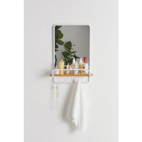 Shelby Mirror Wall Shelf - White All At Urban Outfit...