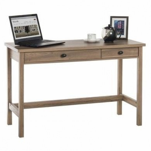 Teknik Office Study Desk In Oak