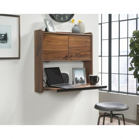 Teknik Office Hampstead Park Floating Wall Desk