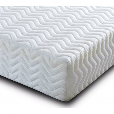 Aspire Cool Blue Essential Foam Mattress - Small Sin...