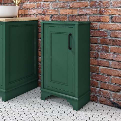 450mm Storage Unit Matt Green - Camden Range