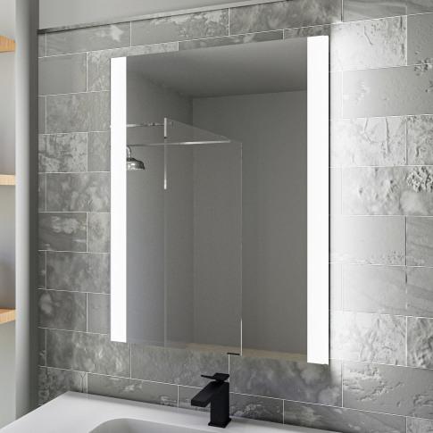 Frontlit Diffused Illuminated Bathroom Mirror 500 X ...