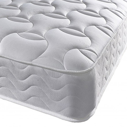 Memory Double 4'6 Bonnell Combination Mattress - Med...