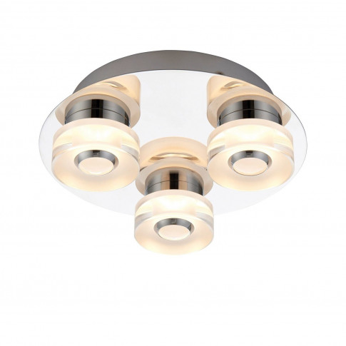 Led Ceiling Light With Colour Changing Feature - Rita
