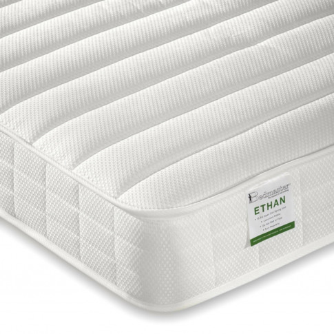 Ethan Luxury Quilted Coil Sprung Small Double Mattre...