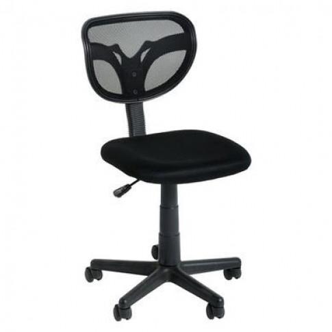 Black Mesh Office Chair - Seconique Clifton