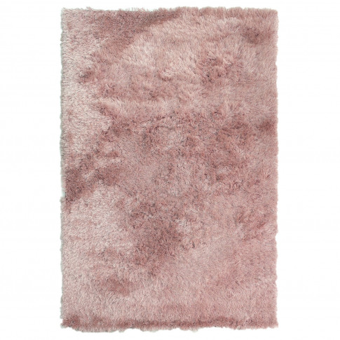 Dazzle Blush Pink Rug With Sparkles 160 X 230cm - Flair