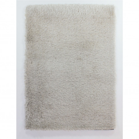 Dazzle Natural Rug With Sparkles 160x230cm - Flair