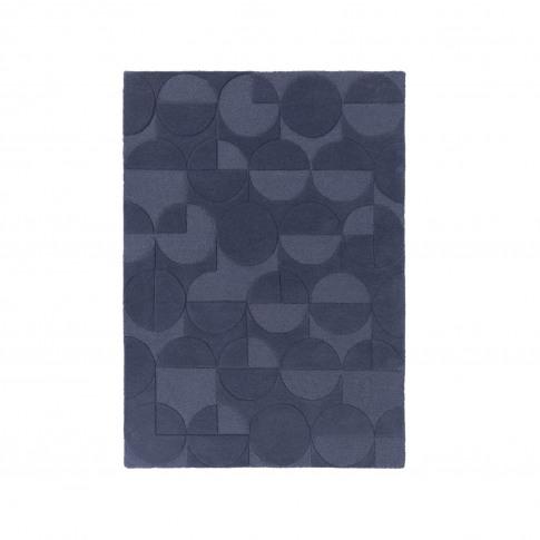 Denim Blue Rug 120x170cm - Flair Gigi