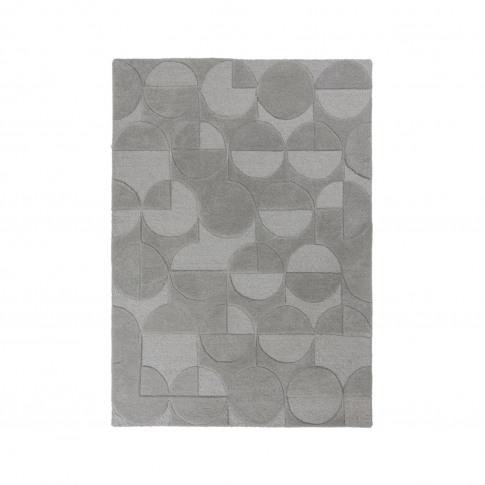 Grey Rug 120x170cm - Flair Gigi