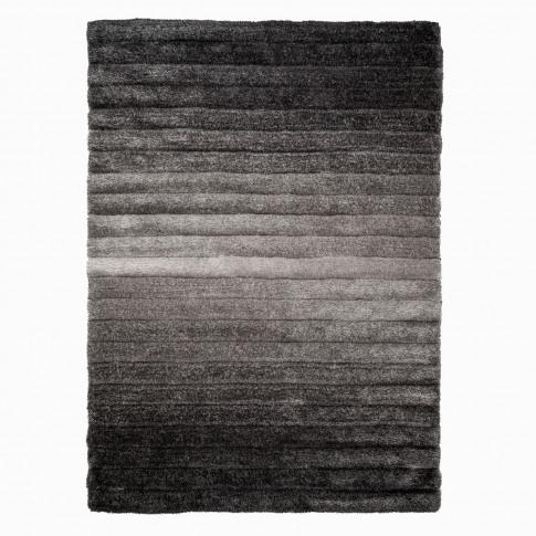 Ombre Grey Rug 120x170cm - Flair