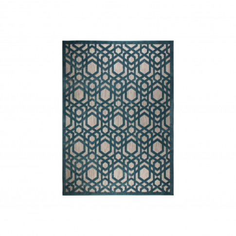 Piatto Oro Blue Indoor/Outdoor Rug - 120 X 170 Cm - ...