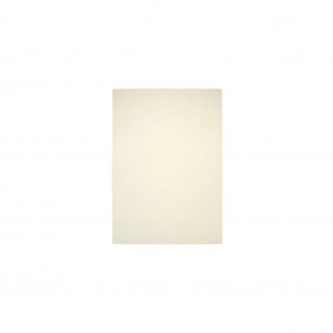 Ripley Ivory Faux Fur Rug Ivory 80x150cm
