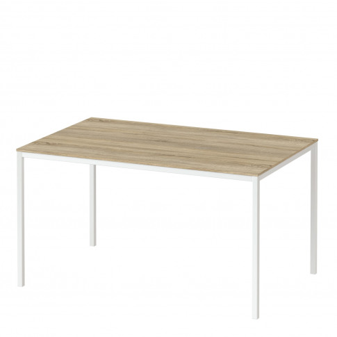 Small Oak Effect Dining Table