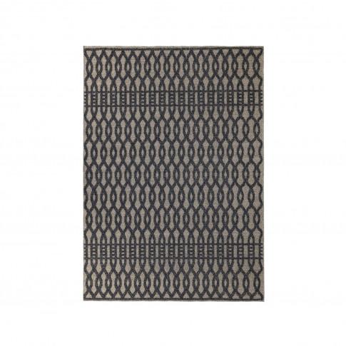 Greenwich Grey Rug 120x170cm - Flair