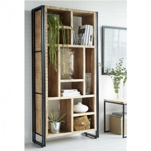 Industrial Shelving Unit/Bookcase - Cosmo Range