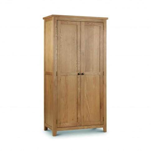 Julian Bowen Marlborough 2 Door Wardrobe