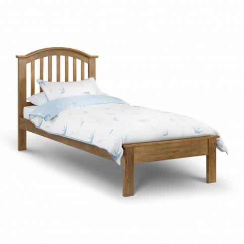 Julian Bowen Olivia Oak Single Bed