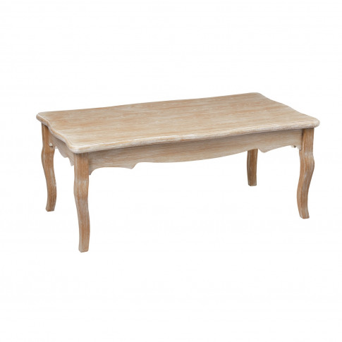 Lpd Provence Rectangular Coffee Table In Weathered O...