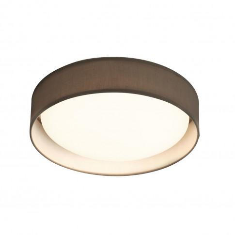 Led Ceiling Light In Grey & White - Gianna