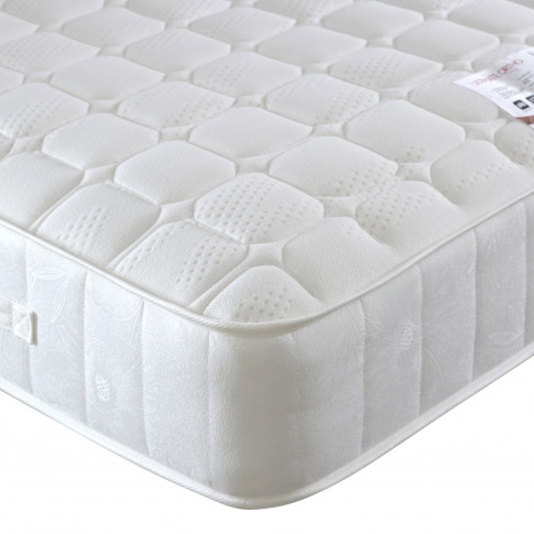 Ultimate Orthopaedic Pocket Sprung Double Mattress -...