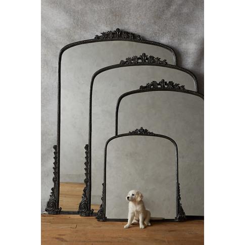 Gleaming Primrose Mirror - Grey, Size Xs