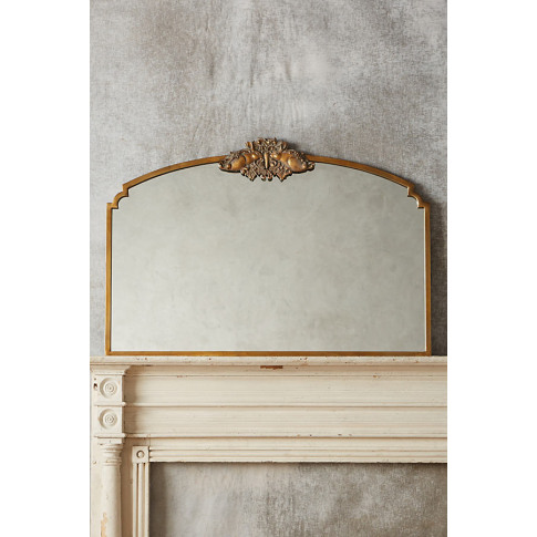 Rabbit Wooded Manor Mirror