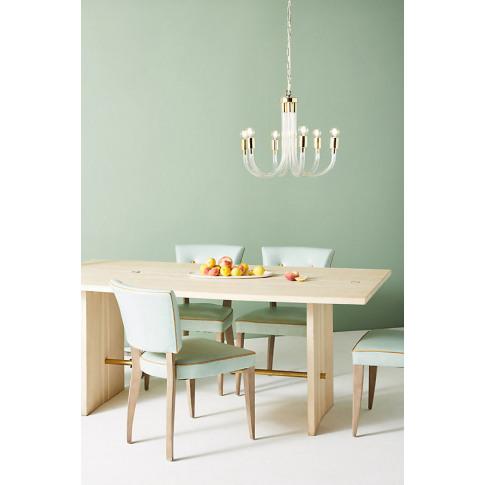 Danehill Dining Table - Beige
