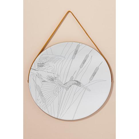 Heronry Mirror - Beige