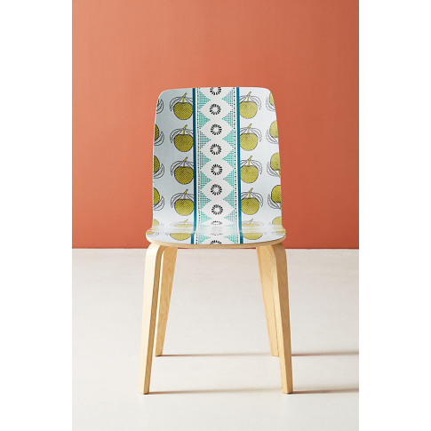 Suno For Anthropologie Tamsin Dining Chair - Green