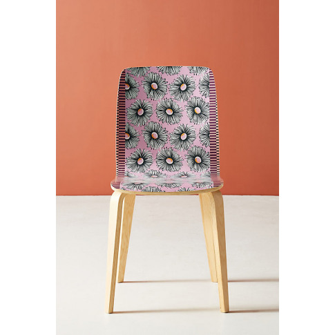 Suno For Anthropologie Tamsin Dining Chair - Purple