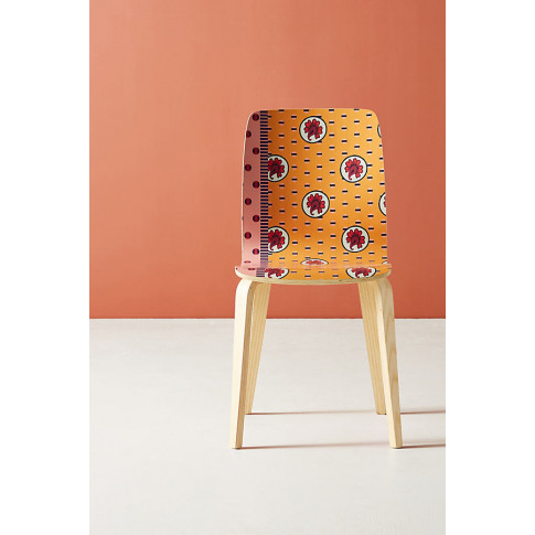 Suno For Anthropologie Tamsin Dining Chair - Pink