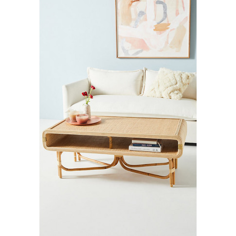 Bora Coffee Table - Beige