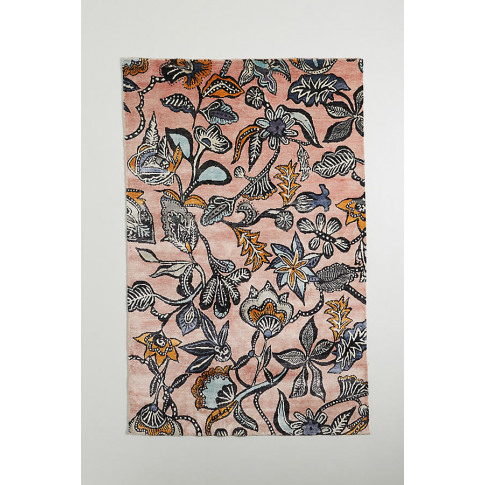 Hand-Knotted Lola Rug - Assorted, Size 5x8